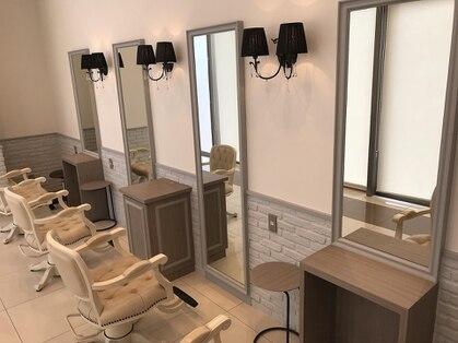 ヘアデザインロアール アリオ倉敷店(Hair Design Loire)の写真