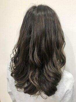ルーチェ(LUCE)の写真/カラーやパーマで「傷む髪」から「美しい艶髪」へ―。髪を労わりながらダメージレスで施術が叶う♪