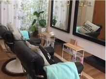 ビューティールーム アカアカ(beauty Room AKA 'AKA)の雰囲気(落ち着いた雰囲気のプライベートサロンお子様同伴OK!1人まで)