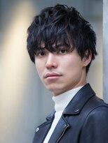 カインド 南青山(hair&make up KIND)【圧倒的スタイリングのやりやすさ】ラフスパイラルパーマ