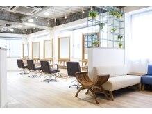ヘアーサロン クスキ(hair salon KUSUKI)の雰囲気(5席のみのゆったりとしたサロンです。)