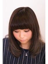 ヘアープロデュース スピリカ(HAIR PRODUCE spi rica)セミロンググラデーションカラー
