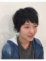 ロベック フジガオカ(Lobec FUJIGAOKA)【Lobec fujigaoka】クセ毛風ショート