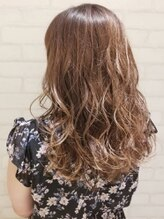 ヘアー アンド ケア コットン(Hair&care cotton)N.カラー×ニュアンスカラー