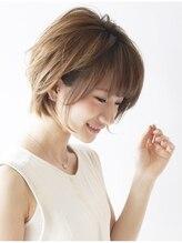 ヘアー パヒューム(hair PERFUME)【Perfume八柱】360度どこから見てもフォルムの綺麗なショート☆