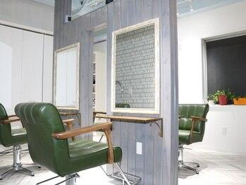 ヘアーメイク ラウカ(Hair Make Rauka)の写真/相模原駅1分★丁寧な接客×高い技術力で納得の仕上がりに◎自宅でも扱いやすい理想のスタイルが叶います。