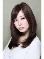 ギフト ヘアー サロン(gift hair salon)愛され・ストレートボブ スタイル (熊本・通町筋・上通り)