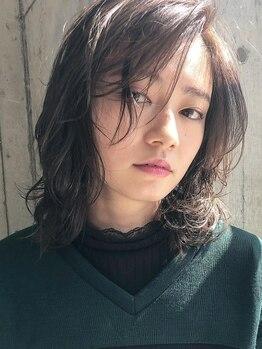 セラ(SERA)の写真/《世界初ICEA認証取得》天然成分92%配合のオーガニックカラーで繰り返しても美く、艶やかな綺麗な髪色へ☆