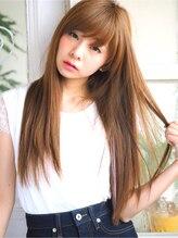 リリー(Lily)【Lily】悶絶!!あきれるほどのストレートヘア