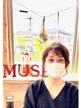 ヘアーメイク ミューズ 扇台(hair make Muse)皆吉 優子