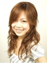 ヘアメイク イチゾー 高野店(Hair Make ICHIZO)ふわゆるのパーマで可愛さアップ♪