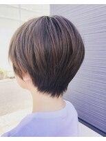 ヘアーウーノイルヴェント(HAIR UNO ilvento)王道ショート【HAIR UNO 水戸】