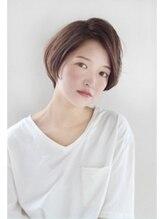 モッズ ヘア 京都店(mod's hair)ナチュラルショート【EGEE 2015 S/S】