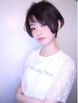 モリオ 池袋店(morio FROM LONDON)【morio池袋】秋冬人気黒髪ショート