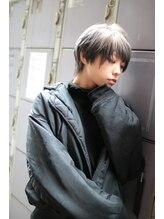 ロジ(Roji)【Roji】クールカジュアルなブリーチカラー