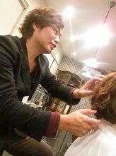 アローヘアーサロン(arrow.hair salon)滝澤 雄