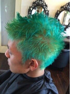 クレア ヘアー アーバン 本店(CREA hair urban)オーシャンカラー