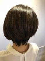 ヘアメイク エクルール(HairMake equroole)ショートボブ