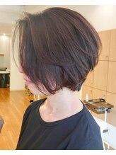 クラリヘア(kurari hair)クールボブ