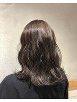 ナチュラルハイライト『川口真緒』Instagram→@mao.kawa