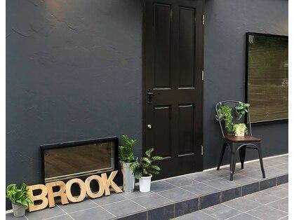 ブルック(BROOK)の写真
