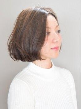 """ロージナ(rojina)の写真/髪を取巻く環境は人それぞれだから―。あなただけのオーダーメイドケア""""Aujua""""で明日の髪をもっと美しく。"""