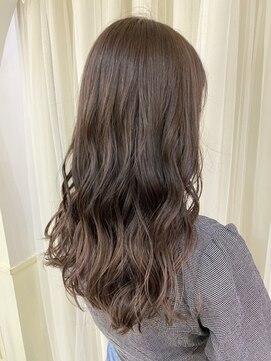 ヘアアンドメイクグラチア(HAIR and MAKE GRATIAE)【10トーン】柔らかベージュ☆