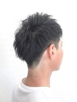 ミミックヘアー(MiMic hair)の写真/都内で経験を積んだスタイリスト在籍☆繊細なカット技術でワンランク上のスタイルへ♪【桐生市】