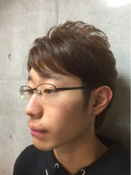 髪家カジュアル2ブロック