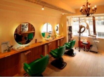 ヘアー ラ クープ 呉服町店(HAIR LA COUPE)の写真