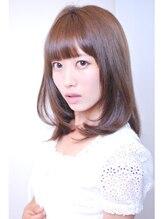 クープ ヘアーベー 船堀店(COUPE hair.b)【coupe】鉄板☆愛され内巻きワンカール