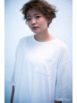 ヘアーメイク ビロー 丸亀店(Hair Make Billow)2017 BillowCollection 大人かわいいショート