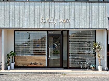 アールディ ヘアー 富雄三碓店(Ardy Hair)の写真