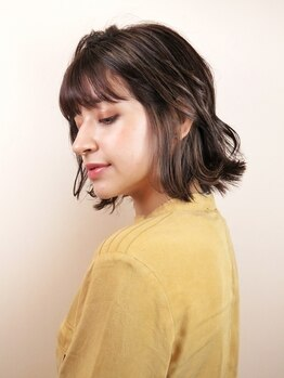 アントワープトーキョー(antwerp TOKYO)の写真/人気のN.カラー・イルミナカラーで、オシャレ白髪染め☆艶感・透明感のあるグレイカラーもお任せください!