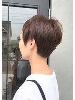 クッカ(kukka)【kukka 楠 留美】ナチュラルショート