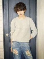 【ALBUM】ラフカールショート_8229