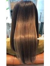 アロハララ(ALOHA LaLa)髪質改善ヘアカラー