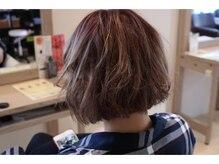 まずはしっかりと髪の状態をCheck!!!