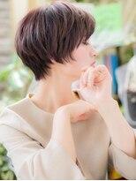 *+COVER HAIR+*…大人カッコイイベリーショートa