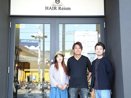 ヘア リズム(HAIR Reism)の写真