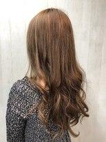 アルファ ヘアー デザイン(alpha hair design)ロングローレイヤー