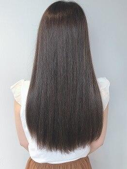 エース(ACE:Re)の写真/【自然なストレートが叶う!】[カット+うる艶縮毛矯正¥9500]気になるクセを解消し、柔らか艶髪に♪