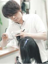 ヘアクリエイト エクセル美容室(Hair Create EXCEL)笹田 亮平
