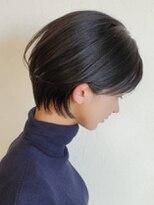 バンプ 銀座(BUMP)【直毛、細毛、多毛の方へのイメチェン】丸みショートボブ