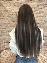 ヘアーアンドビューティー エレガンス(HAIR&BEAUTY Elegance)ダメージレスハイライト