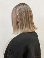 フローレス バイ ヘッドライト 三鷹店(hair flores by HEADLIGHT)バレイヤージュ_SP20210218