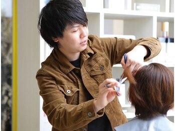 ヘアーミューテフラップ(hair mu-te flap)の写真/《カウンセリング重視》お悩みをしっかりカバーできるヘアスタイルやケア方法を細かくレクチャー!!