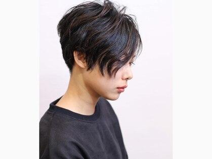 ヘアールシア(hair Lucia)の写真