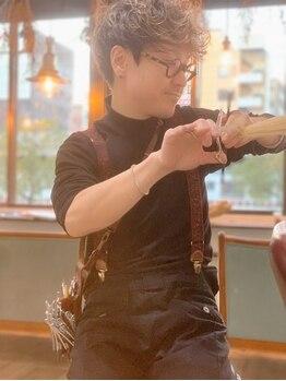 レラシオン(Relacion)の写真/【元町駅すぐ】コンテスト受賞歴のある実力派Stylist在籍!ショートボブはもちろん、カットに定評あり。
