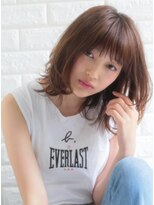 キース ヘアアンドメイク(kith. hair&make)kith.×愛され カール ふわミディ 大人かわいい